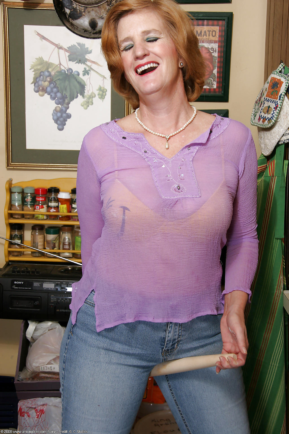 clothing milf