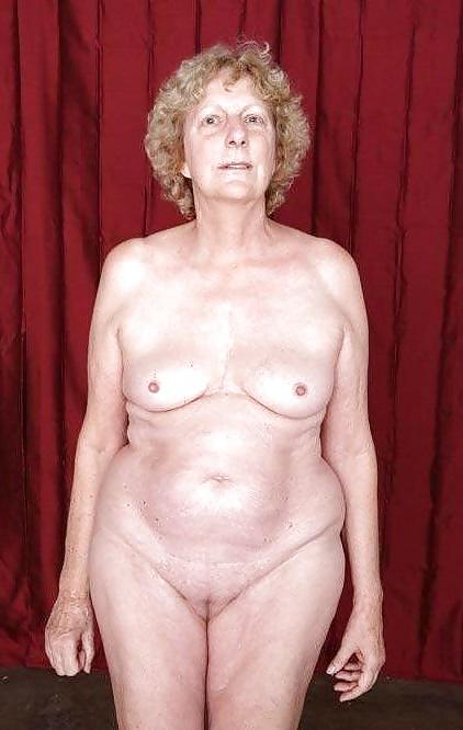 Granny Hairy Net 102